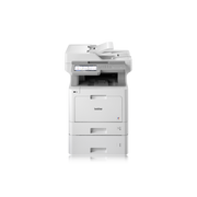 Brother MFC-L9570CDWT, Laser, Colour printing, 2400 x 600 DPI, A4, Direct printing, White
