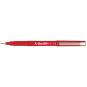 Artline 200, Red, Red, 1 pc(s)