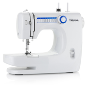 Tristar SM-6000 Sewing machine, White, Automatic sewing machine, Sewing, Buttons,Rotary, Electric, 9 W