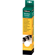 Fellowes 5330403, White, 40 sheets, Plastic, A4, 8 mm, 8 mm