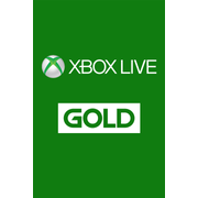 Microsoft Xbox Live Gold, Xbox One, 3 month(s)