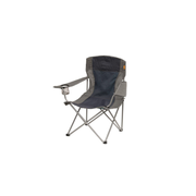 Easy Camp 480044, 110 kg, Camping chair, 4 leg(s), 2.3 kg, PVC, Polyester, Blue, Grey