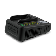 Kärcher 2.445-033.0, Battery charger, Kärcher, Black, 13.3 cm, 25 cm, 8.71 cm