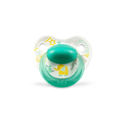 bibi Happiness, Classic baby pacifier, Orthodontic, Silicone, Boy, Bisphenol A (BPA) free