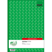 Sigel SD006, 80 sheets, A4, Green