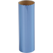 Creativ Company 283566, Holographic foil roll, Blue, 155 mm