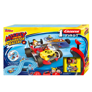 Carrera Mickey and the Roadster Racers, Carrera, Plastic, Blue, Boy/Girl, 3 yr(s), Indoor