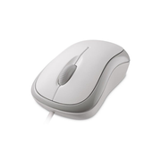 Microsoft Basic Optical Mouse, Ambidextrous, Optical, USB Type-A, 800 DPI