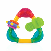 Nuby ID664, Multicolour, Boy/Girl, 3 month(s), 98.7 mm, 43.7 mm, 181 mm