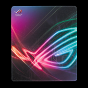 ASUS ROG Strix Edge, Multicolour, Pattern, Rubber, Non-slip base, Gaming mouse pad