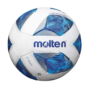 Molten F5A1710, Blue, Silver, White, Specific, 32-panel ball, Outdoor, FIFA, Pattern