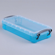 Really Useful Boxes 68501606, Plastic, Blue, 100 mm, 220 mm, 40 mm, 102 g