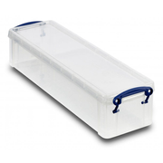 Really Useful Boxes 68501900, Plastic, Transparent, 100 mm, 355 mm, 70 mm, 195 g