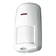 ALLNET ALL3051, Infrared sensor, Wired, Wall, White, 90°, 15 m