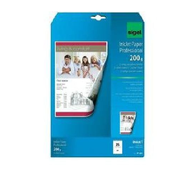 Sigel IP681, Inkjet printing, A4 (210x297 mm), Matte, 25 sheets, White, 200 g/m²