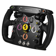 Thrustmaster Ferrari F1 Wheel Add-On, Special, PC, D-pad, Wired, USB 2.0, Black