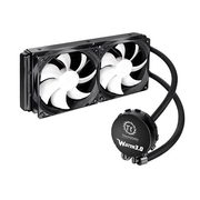 Thermaltake Water 3.0 Extreme S, Processor, 20 dB, 4-pin, 2900 RPM, 2 fan(s), 1000 RPM