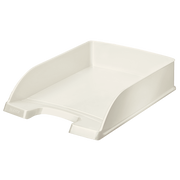 Leitz WOW, Polystyrene, White, A4, 255 mm, 7 cm, 357 mm