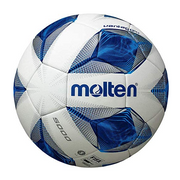 Molten F5A5000, Blue, Silver, White, Specific, 32-panel ball, Outdoor, FIFA, Pattern
