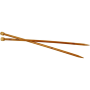 Creativ Company 42290, Single pointed knitting needle, Bamboo, Bamboo, 35 cm, 8 mm, 2 pc(s)