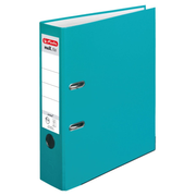 Herlitz 10094829, Storage, Metal, Polypropylene (PP), Turquoise, Germany
