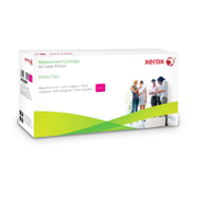 Xerox Magenta toner cartridge. Equivalent to Brother TN325M. Compatible with Brother DPC-9055, DPC-9270/9270CDN, HL-4140/4140CN, 4570/4570CDW/4570CDWT, MFC-9460/9460CDN, 9970/9970CDW, 3500 pages, Magenta, 1 pc(s)