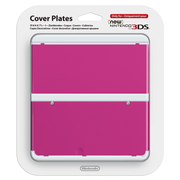 Nintendo New 3DS Cover 019, Cover, Nintendo, Pink, New 3DS, Dust resistant, Scratch resistant