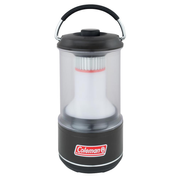 Coleman BatteryGuard, Battery powered camping lantern, Black, White, IPX4, 600 lm, LED, 40000 h