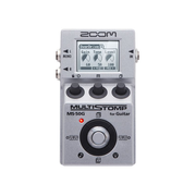 Zoom MS-50G, Pedal, Grey, 77.5 mm, 130.3 mm, 58.5 mm, 350 g