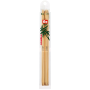 Prym 12212130, Double pointed knitting needle, Wood, Bamboo, 20 cm, 3.5 mm, 5 pc(s)