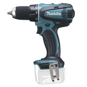 Makita DDF446Z, Pistol grip drill, 1.3 cm, 3.8 cm, 1.3 cm, 1.5 mm, 400 RPM