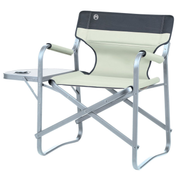 Coleman 204066, 113 kg, Camping chair, 2 leg(s), 3.1 kg, Polyester, Cream