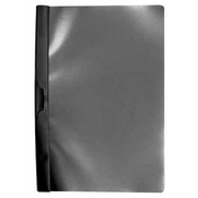Connect Report cover A4 30 sheets Black, Black, A4, 215 mm, 310 mm