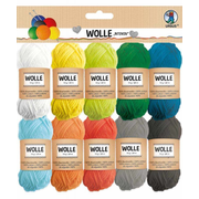 URSUS Wolle Intensiv, Multi, Wool