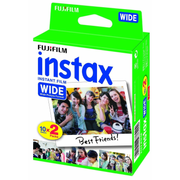 Fujifilm Instax Wide Film, 20 pc(s)