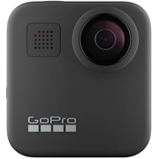 GoPro MAX, 16.6 MP, 60 fps, GPS (satellite), Wi-Fi, Bluetooth, 1600 mAh