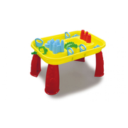 Jamara 460344, Sand & water table, Red, Yellow, 3 yr(s), Indoor & outdoor, 9 pc(s)