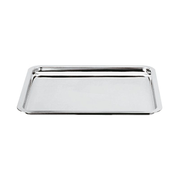 Paderno 66320-40, Classic serving tray, Rectangle, Stainless steel, Stainless steel, 350 mm, 300 mm