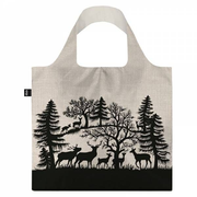 Trendform Swiss Forest, Tote bag, Multicolour, Pattern, Animal pattern, 420 mm, 500 mm
