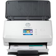 HP Scanjet Pro N4000 snw1, 216 x 3100 mm, 600 x 600 DPI, Sheet-fed scanner, Black, White, CMOS CIS, 4000 pages