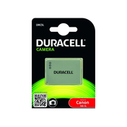 Duracell Camera Battery - replaces Canon NB-5L Battery, 820 mAh, 3.7 V, Lithium-Ion (Li-Ion), 1 pc(s)
