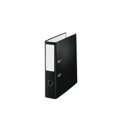 Esselte Ordner Swiss Edition ECO, A4, Storage, Cardboard, Paper, Black, White, 75 mm