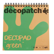 Clairefontaine BLOC05O, Boy/Girl, 5 yr(s), Green, Paper, Morocco, 150 mm