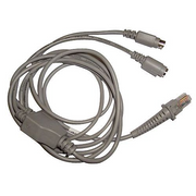Datalogic CABLE-321, Grey, Male/Male, 2 m, Grey, 130 g