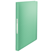 Esselte Portalistino Colour'Ice, Presentation folder, A4, Green, 160 sheets, 80 g/m², 233 mm