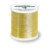 Madeira 9664G, Hand sewing, Gold, Polyester, 100 m