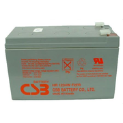 CSB HR1234W F2, 12 V, 34 Wh, 2,6 kg, 65 mm, 100 mm, 151 mm