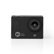 Nedis ACAM21BK, Full HD, 12 MP, 30 fps, Wi-Fi, 60 g