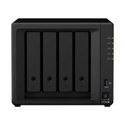 Synology DiskStation DS920+, NAS, Mini Tower, Intel® Celeron®, J4125, Black