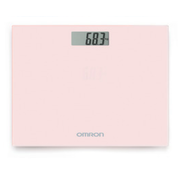 Omron HN-289-E, Electronic personal scale, Pink, LCD